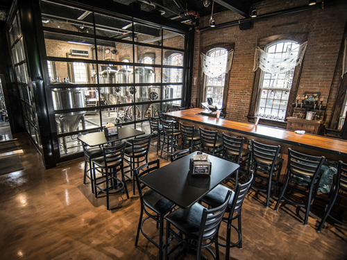 Brewery & Taproom